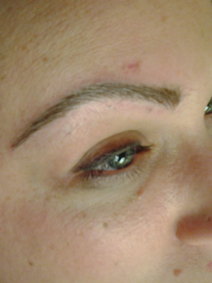 Microblading 7 After Skin Care By Coreen